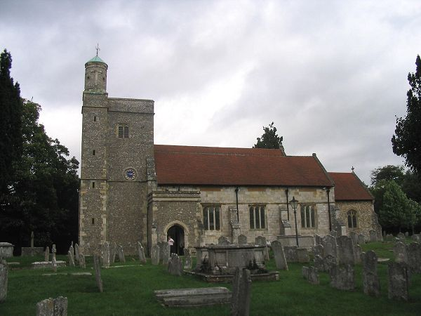 Bishops Waltham Photograph by Rosemary Oakeshott