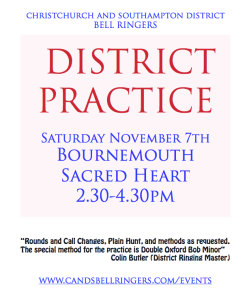 District practice november 2015 icon