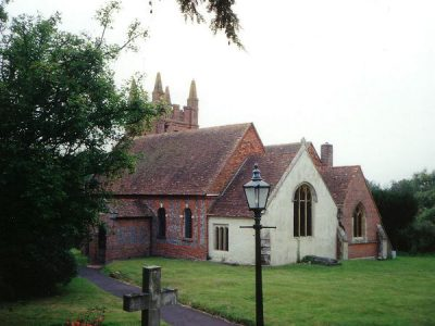 Invitation to a Surprise Minor Practice at St Mary's Eversley on Weds July 26th
