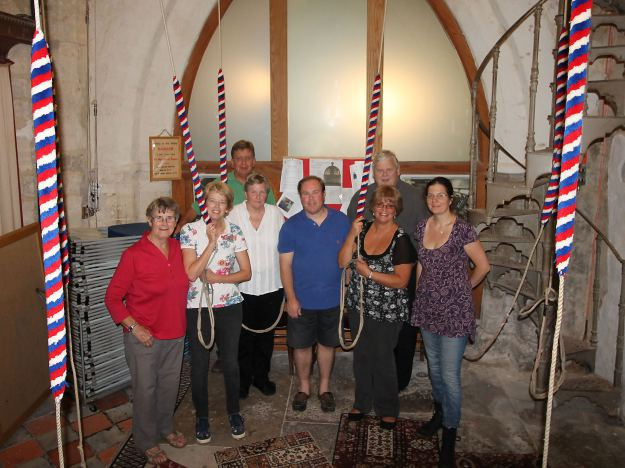 Milford – Christmas Ringing Times – BOXING DAY PRACTICE