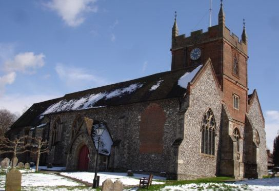 Odiham, All Saints – Christmas Ringing Times