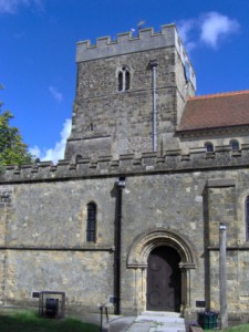Bank Holiday Monday ringing at Petersfield,  May 6th