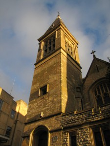 Bournemouth, Sacred Heart – Christmas Ringing Times