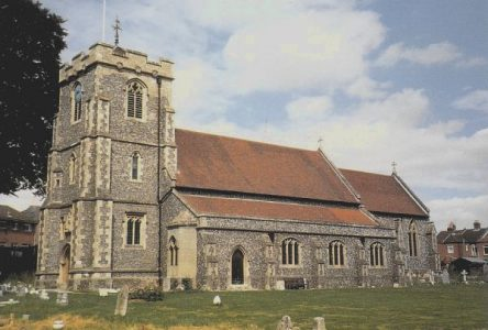 Bishopstoke Photograph by Roy LeMarechal