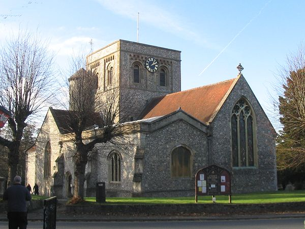 No Bell Ringing at Kingsclere until mid April 2016