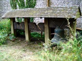 The missing Quarley Church Bells