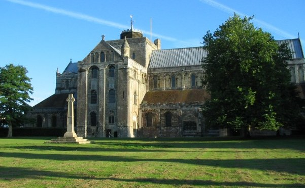 No practice at Romsey Abbey on Wed 26th June