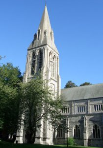 Carol Service Ringing – St. Mary's. Southampton – Sun 9th Dec 18:15-19:00