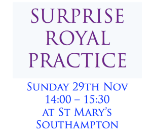 Surprise Royal 29th nov soton icon