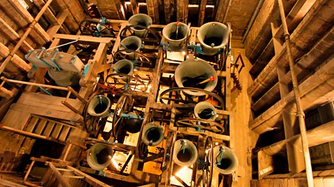 BBC to feature Southampton on Bells on Sunday
