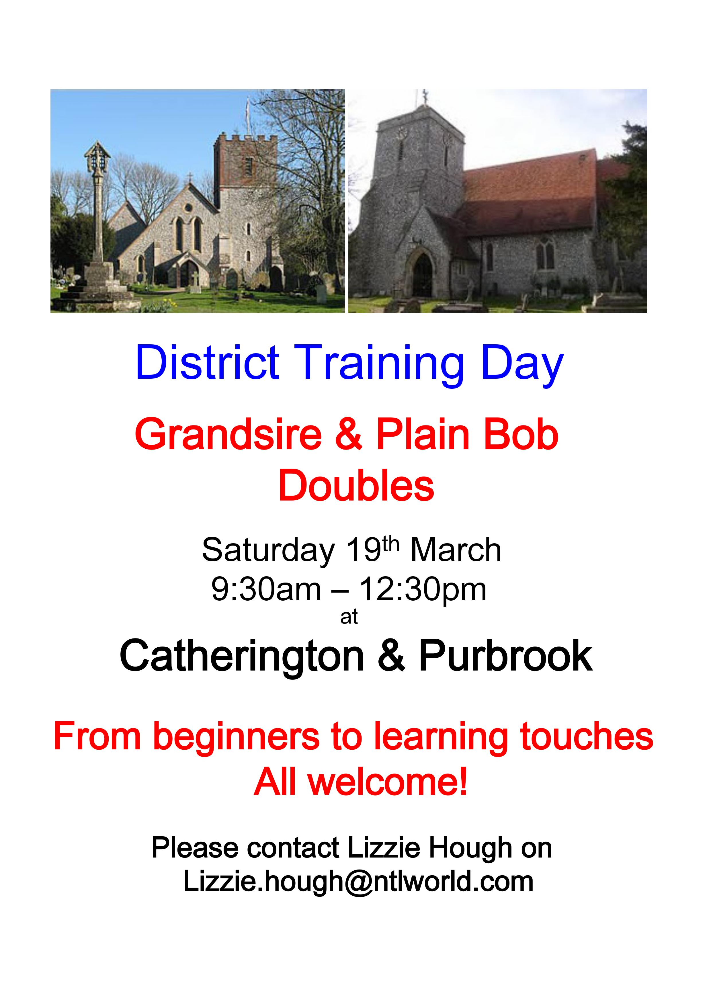 District Training Day