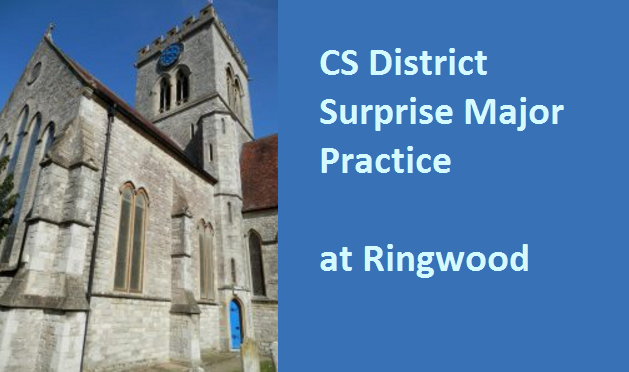 Surprise Major Practice Night at Ringwood 03.04.19 at 7:30pm