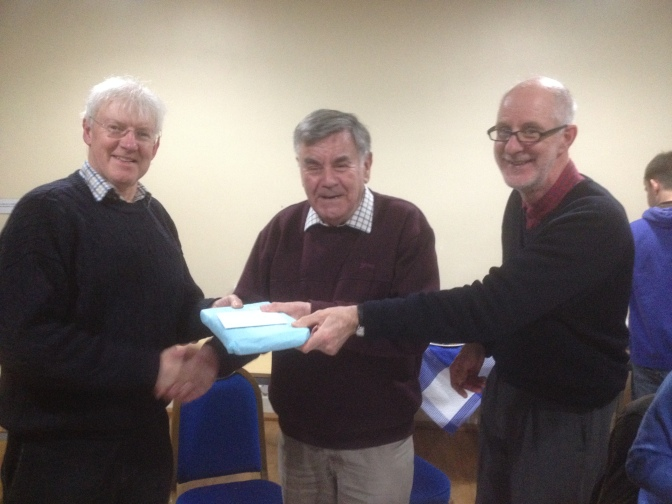 Winchester District – John Croft Elected Chairman