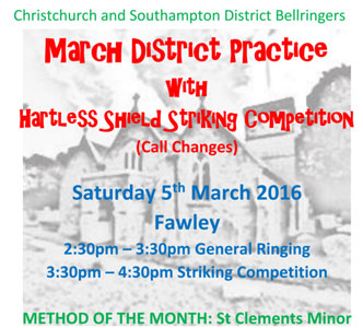 Hartless Striking Competition & District Practice