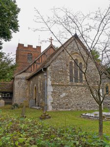 Rotherwick hosts a memorial quarter peal to mark 66 years of church service!