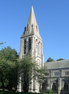 St Mary Southampton Photo by David Forder
