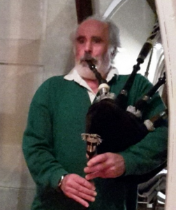 More Firsts from Wickham (including Bagpipes!)