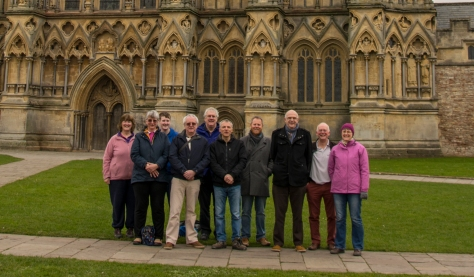 Wells Cathedral QP band