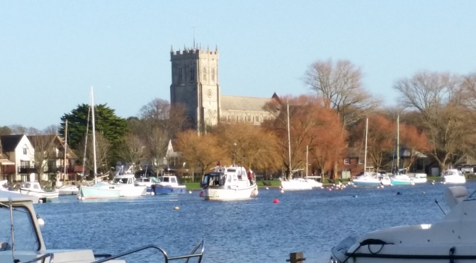 Christchurch Priory 30th April – Quarter Peal Attempt for Evensong
