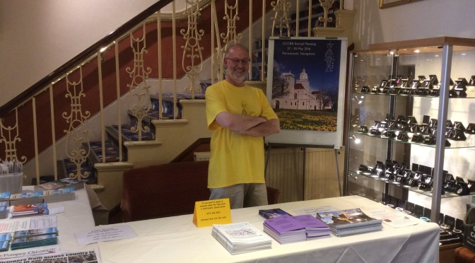Central Council comes to Portsmouth May 2016 – Christine Hill Reporting