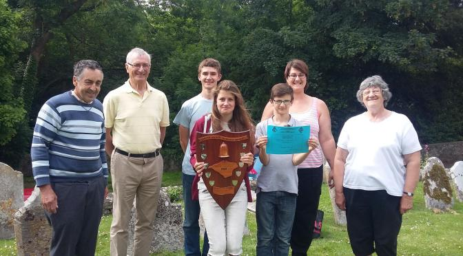 Brading Take the Trophy PLUS Quarters for the Queen's Birthday