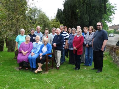 Learners and Improvers Alton ringers Outing