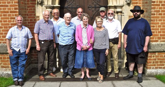 Buriton Outing 25th June 2016 – Report by Helene Tipper
