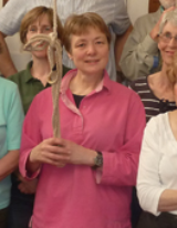 Ros Brandwood – Elected as Guild Treasurer July 2016