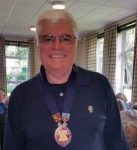 Newly Elected Guild Master Mike Winterbourne