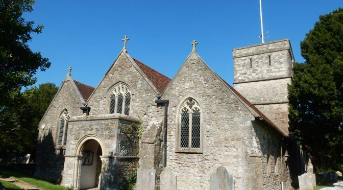 All Saint's Fawley – Tower Keeper