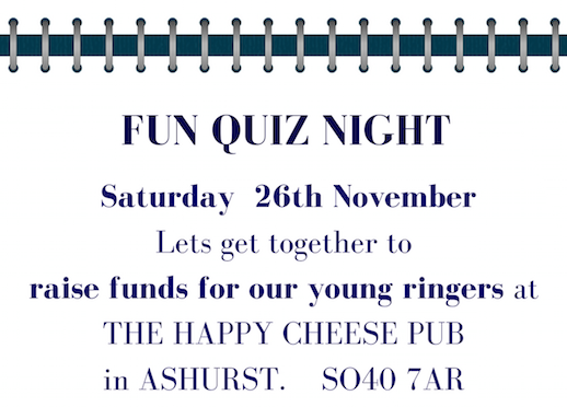Viv Nobbs Reports from the Guild Quiz Night (Fun, Fundraising and incidental recruitment!)