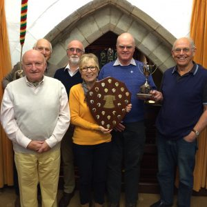 Alton and Petersfield DistrictMeeting and Striking Competition ReportSaturday 22nd October 2016 at St Mary's Buriton