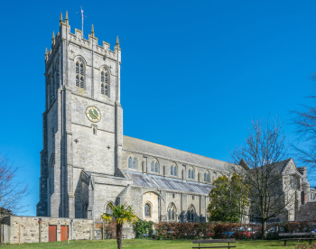 CS District 12-bell Practice Sat Oct 7th 6pm at Christchurch Priory (Special Method Erin)