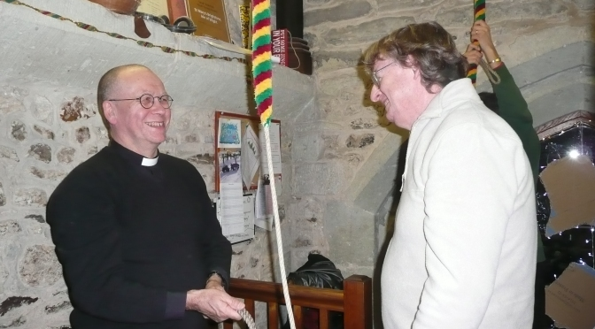 Archdeacon of The Isle of Wight joins in Brighstone practice