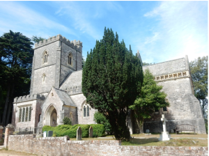St Mary's Church, Brownsea Island Photo by Simon Edwards