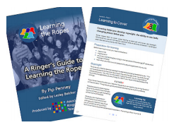 New Book from ART: A Ringer's Guide to Learning the Ropes®