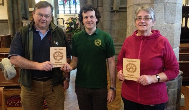 St Anne Ringers Dominate on Guernsey