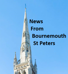 Practice Night Plans at Bournemouth St. Peter's