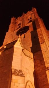 Practice Night Report – Christchurch Priory Monday 13th Feb