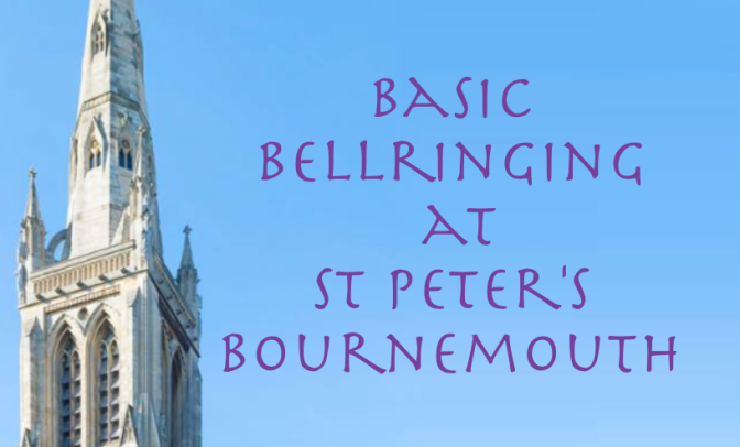 Basic Bellringing at St Peter's Bournemouth