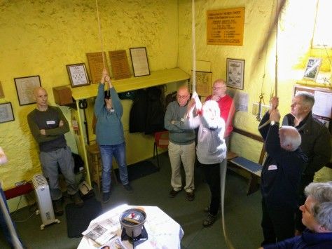 Ringing at Selbourne