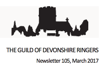 """""""Ringing Round Devon"""" March Edition now available"""