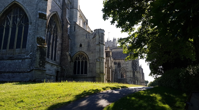 **8pm Start for tonight's practice at Christchurch Priory