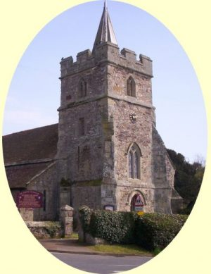 Dedication of the new bells at Brighstone Sunday 16th July 3pm