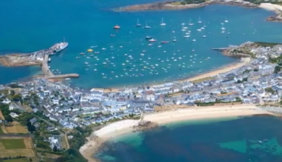 "Video – Hugh Town, Isles of Scilly: ""Devon Call-Change Bellringing"""