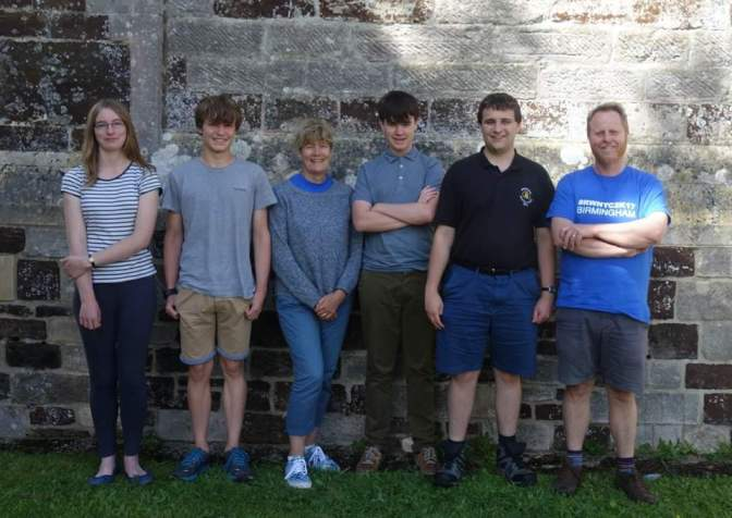 Three Peal Ringing Firsts