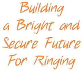 Building a bright and secure future for ringing