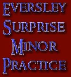 Eversley Surprise Minor Practice (last Weds of month)