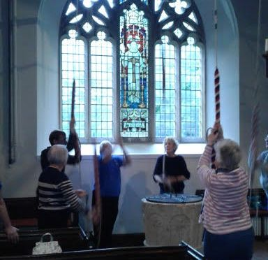 St Peter's Petersfield – Ringers' Autumn Outing