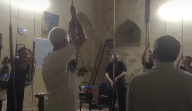 Bellringing World Record Set in Alderney